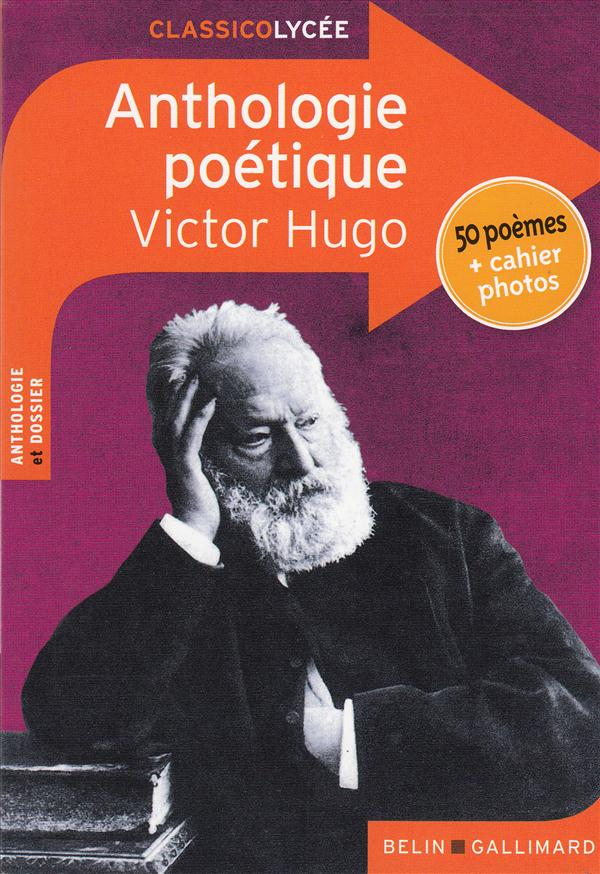 ANTHOLOGIE POETIQUE